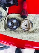 エラン不明 リトラクタブルヘッドライトモーター補修セットの全体画像