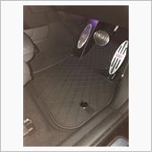BMW MINI(純正) ラバーマットセット