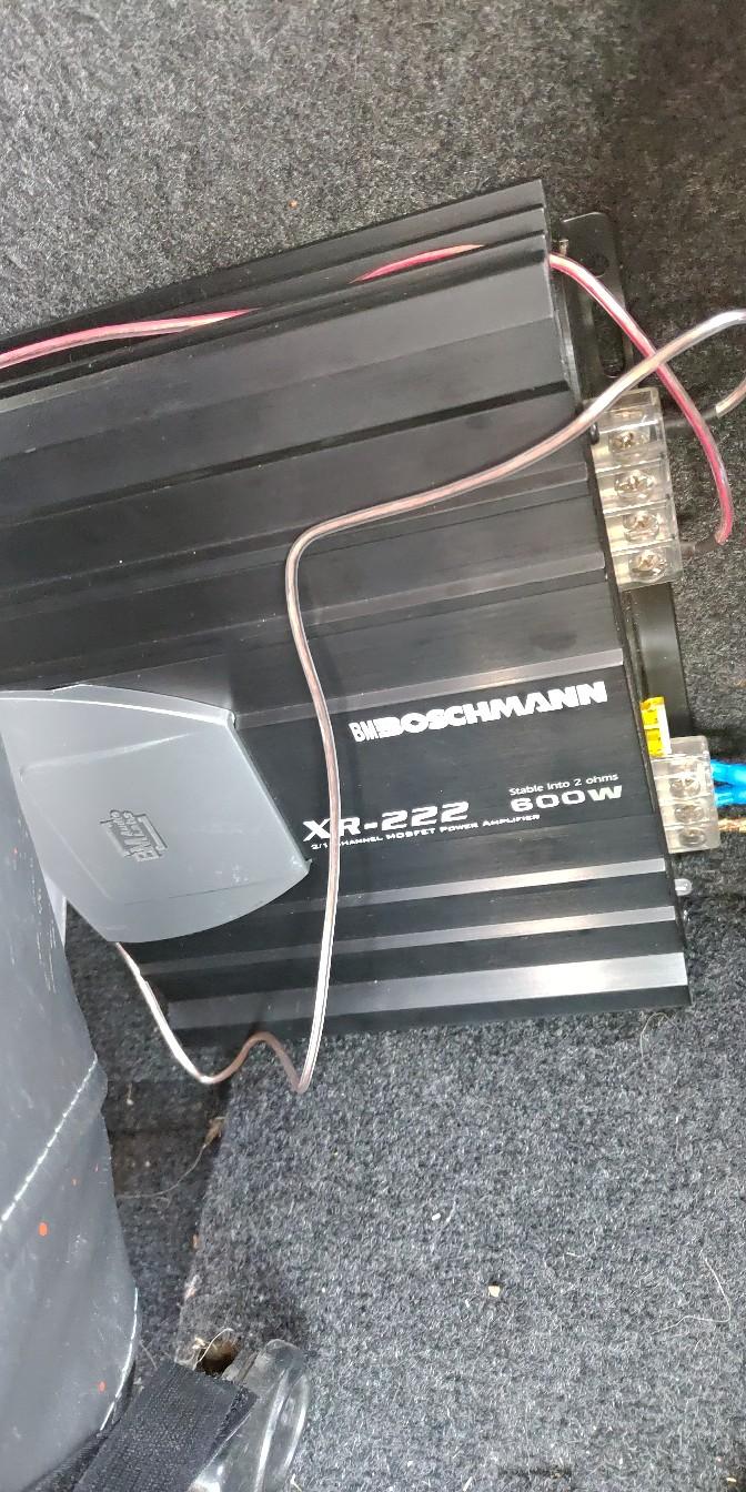 BM BOSCHMANN / BMオーディオジャパン XR-222