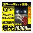 REIZ TRADING VELENO LEDヘッドライト・フォグ 実測値10300lm(カタログ値17000lm)