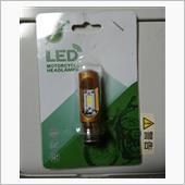 大陸製LEDヘッドライト PH7LEDバルブ
