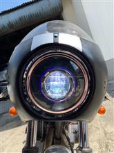 グラストラッカー ビッグボーイ不明 LED ベーツヘッドライトの全体画像