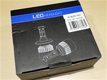 e-auto fan LED ヘッドライト 9005(HB3) 6500K