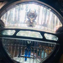 モンスター1100エボMIRAREED H7 エクセレントホワイトバルブ 5100Kの全体画像
