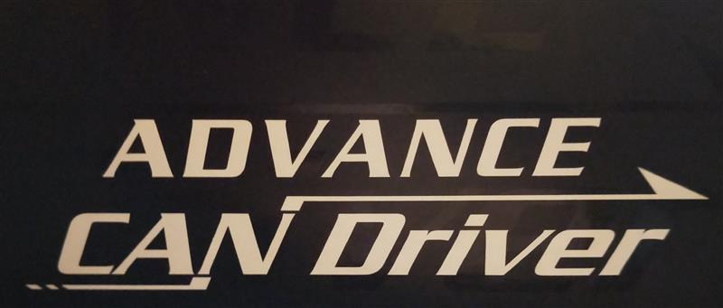 Defi ADVANCE CAN Driver