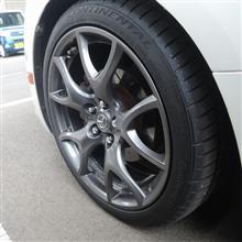 Mazda 6(海外モデル)マツダ(純正) RX-8 Type-RS 19インチホイールの全体画像