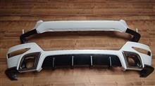 ランドクルーザー70スバル(純正) フロントバンパースカートの単体画像