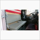 国産K自動車用 補助椅子