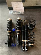 アバルト プントBC Racing BR Damper Kitの単体画像