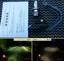 CBR250 FOUR (フォア)(株)WiNEEDS HOLDINGS  fcl. バイク用・高光量LEDヘッドライト(2019年モデル、ファンタイプ、H4)の全体画像