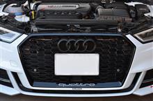 S3 スポーツバック (ハッチバック)Hitotsuyama GmbH RS GRILLの単体画像