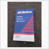 AC Delco エアーフィルター