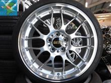 D3 BiTurbo リムジンBBS RS-GTの単体画像