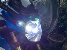 GSR750ABSSphere Light RAIZING Ⅱ 6000kの単体画像