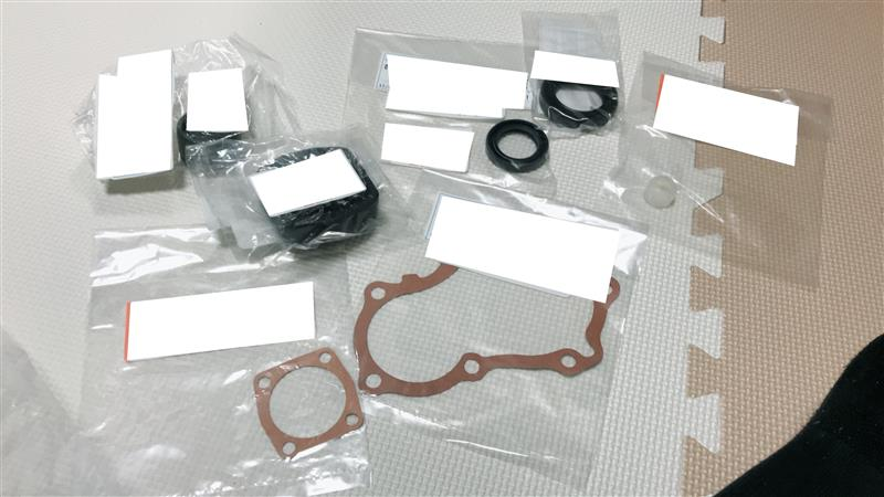 トヨタ(純正) クラッチ交換に関連するショート部品
