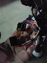ゼファー750ワールドウォーク F1 ライトスイッチEVOの単体画像