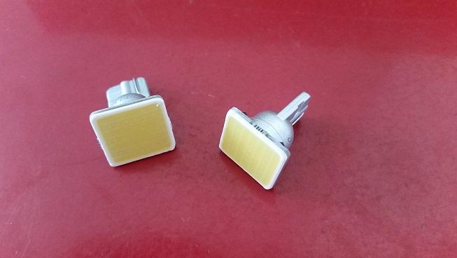 ピカキュウ T10 COB STYLE 70lm POWER LED BULB [TYPE-B] LEDカラー:ホワイト 無極性