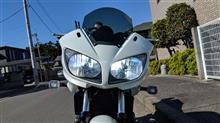 FZ400 4YRIPF LED HEAD LAMP CONVERSION KIT H4 6500K 341HLBの単体画像