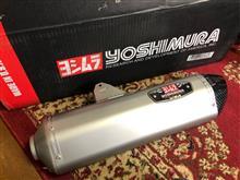 701 スーパーモトヨシムラUSA R77スリップオンの全体画像