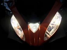 マディソン3Sphere Light スフィアLED RIZING2 H4 4500Kの単体画像