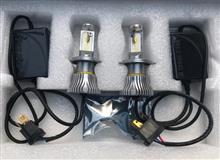 マディソン3Sphere Light スフィアLED RIZING2 H4 4500Kの全体画像