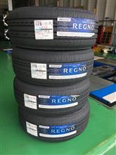 REGNO GR-XⅡ 225/50R17