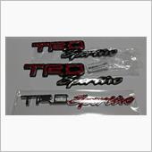 TRD / トヨタテクノクラフト TRD Sportivo エンブレム