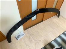 カマロ クーペAPR  Carbon Fiber Front Splitterの単体画像
