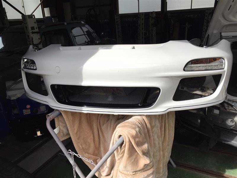 ポルシェ(純正) GT3バンパー