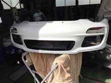 911 (クーペ)ポルシェ(純正) GT3バンパーの単体画像