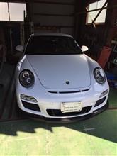 911 (クーペ)ポルシェ(純正) GT3バンパーの全体画像