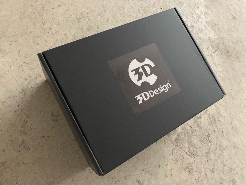 3D Design Booster Chip Ver.3