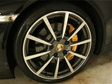 911 カブリオレポルシェ(純正) Carrera Classic Wheel (20inch)の単体画像