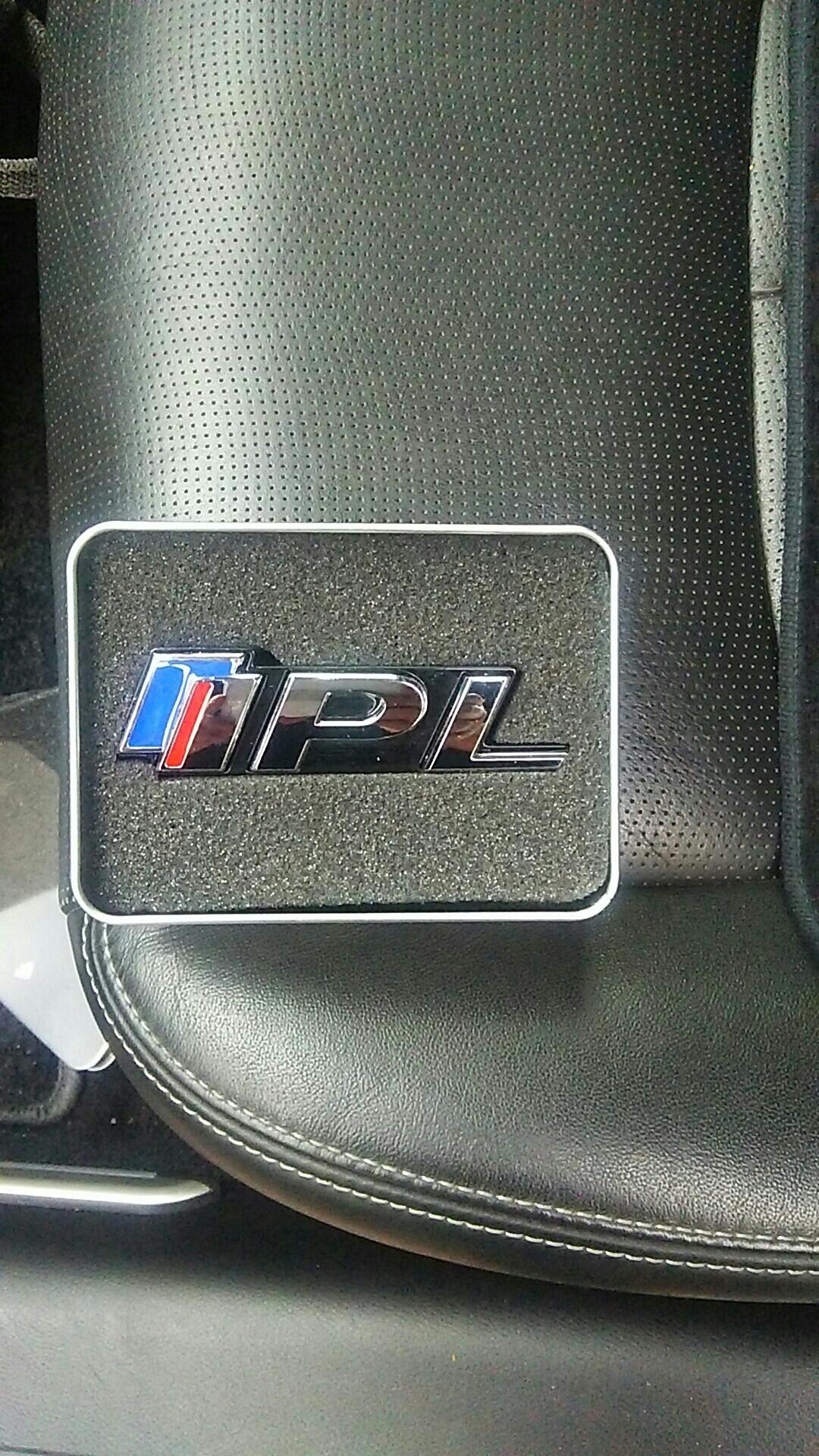 IPL / インフィニティパフォーマンスライン IPLグリルエンブレム