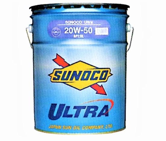SUNOCO ULTRA SERIES ULTRA 20W-50