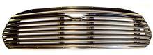 ミニMini Spares ステンレススチール Mk2 クーパーグリルの全体画像