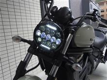 バルカンSメーカー・ブランド不明 Harley JEEP用 プロジェクターの単体画像