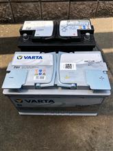 VARTA SILVER DYNAMIC AGM F21 / 580 901 080