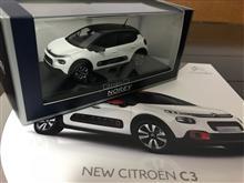 CITROEN C3 ミニカー