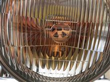 シャドウstreet cat バイクLEDヘッドライトの全体画像