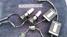 300ZXPIAA LED LHE100 ヘッドランプの単体画像