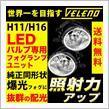 REIZ TRADING VELENO TOYOTA LEDバルブ専用フォグランプユニット