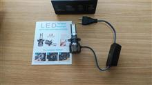 DNA180WenTop H7 LEDヘッドライトの単体画像