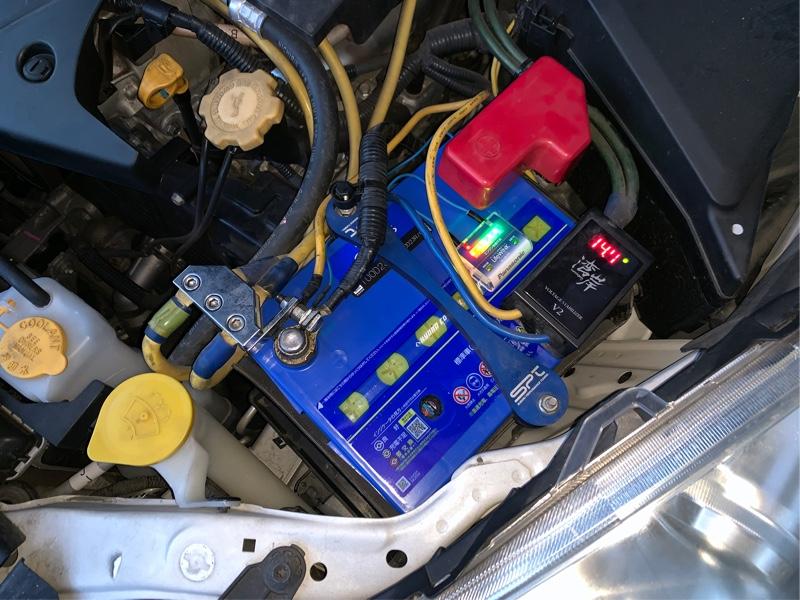 Panasonic Blue Battery caos N-100D23R/C7