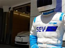 モデルSSEV SEV ホイール Type Rの単体画像