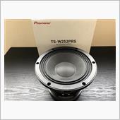 PIONEER / carrozzeria carrozzeria TS-W252PRS