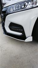 S660 モデューロXDrop-In オリジナルリップスポイラーの全体画像