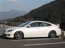 Mazda 6(海外モデル)BLITZ DAMPER ZZ-Rの全体画像