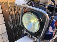 ジェベル125不明 H4 LEDヘッドライトバルブの全体画像