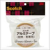 3M / スリーエム ジャパン Scotch アルミテープ